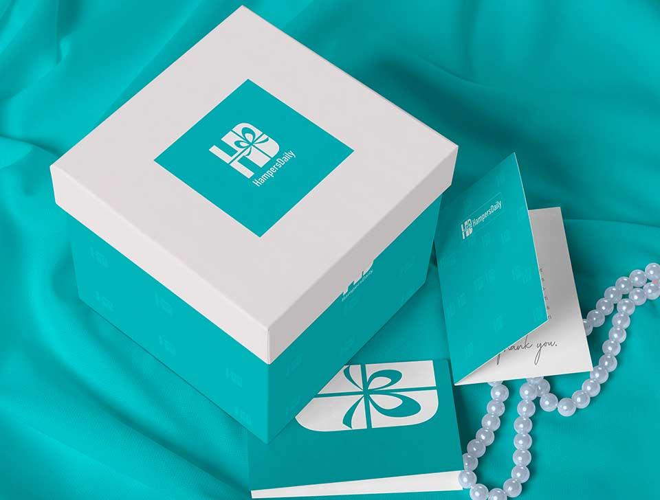 Luxury Gift Box Design